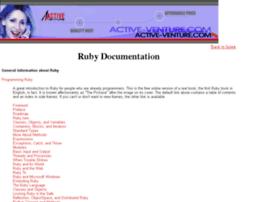 ruby.activeventure.com