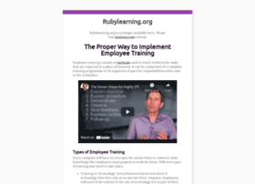 rubylearning.org