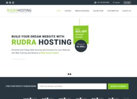 rudrahosting.com