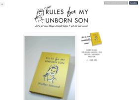rulesformyunbornson.tumblr.com