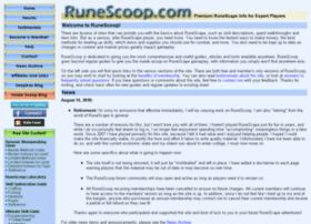 runescoop.com