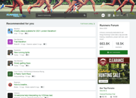 runnersforum.co.uk