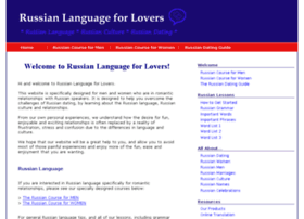 russian-language-for-lovers.com