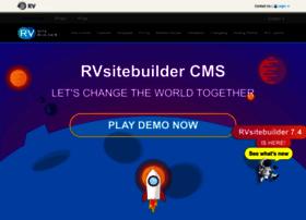 rvsitebuilder.com