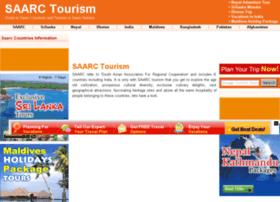 saarctourism.org