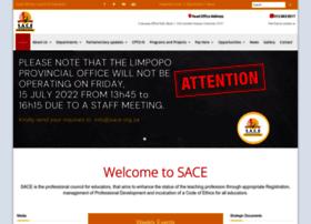 Sace.org.za