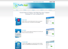 safeappsoftware.com