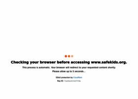 safekids.org