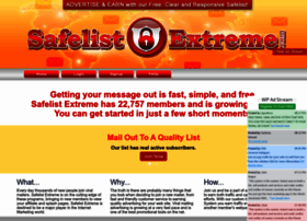 safelistextreme.com