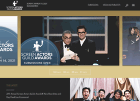 sagawards.com