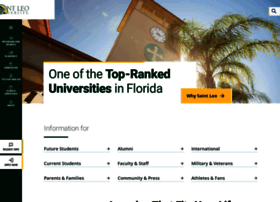 saintleo.edu