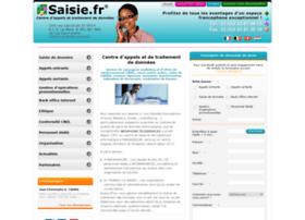 saisie.fr
