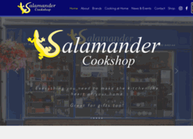 Salamandercookshop.com