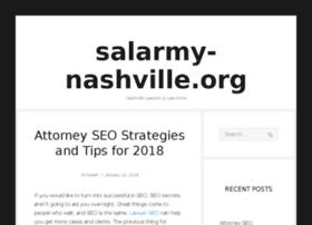 salarmy-nashville.org