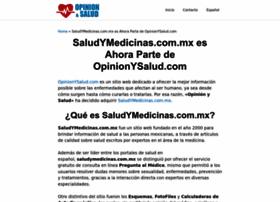 Saludymedicinas.com.mx