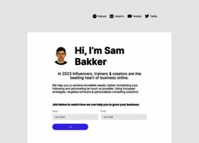 sambakker.com