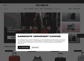 samsonite.de