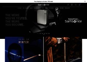 samsoniteindia.com
