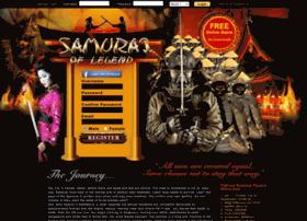 samuraioflegend.com