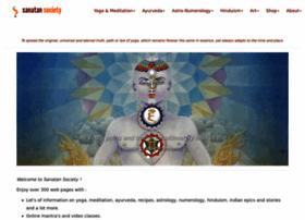 sanatansociety.org