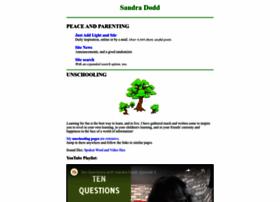 sandradodd.com