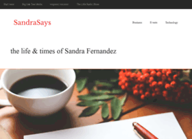sandrasays.com