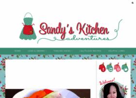 Sandyskitchenadventures.com