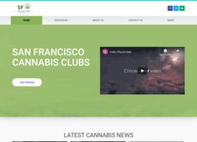 sanfranciscocannabisclubs.com