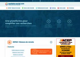 sanitaire-social.com