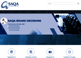 Saqa.org.za