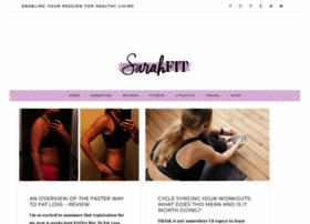sarahfit.com