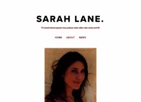sarahlane.com