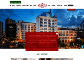 sarovahotels.com