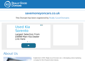 savemoneyoncars.co.uk