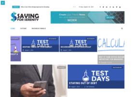 savingforserenity.com
