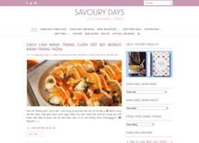 Savourydays.com