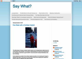 saywhatmunchkins.blogspot.com