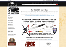 Sbg-sword-store.sword-buyers-guide.com