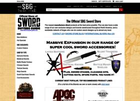 Sbg-sword-store.sword-buyers-guide.com