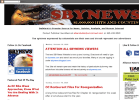 Sbynews.blogspot.com