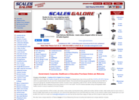 scalesgalore.com