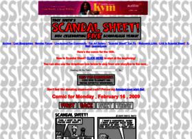 scandalsheet.comicgenesis.com