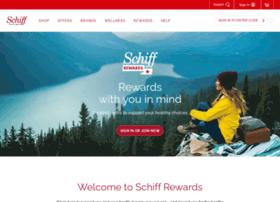 Schiffloyaltyrewards.com