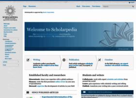 scholarpedia.org