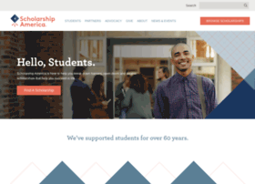 scholarshipamerica.org