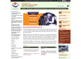 Schooleducation.uk.gov.in