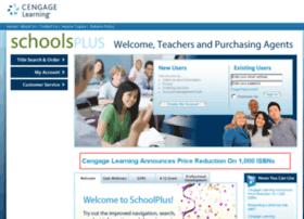 schoolsplus.cengage.com