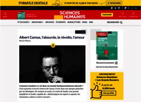 scienceshumaines.com