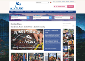 scotclans.com