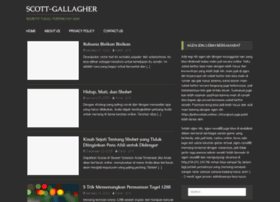 scott-gallagher.net